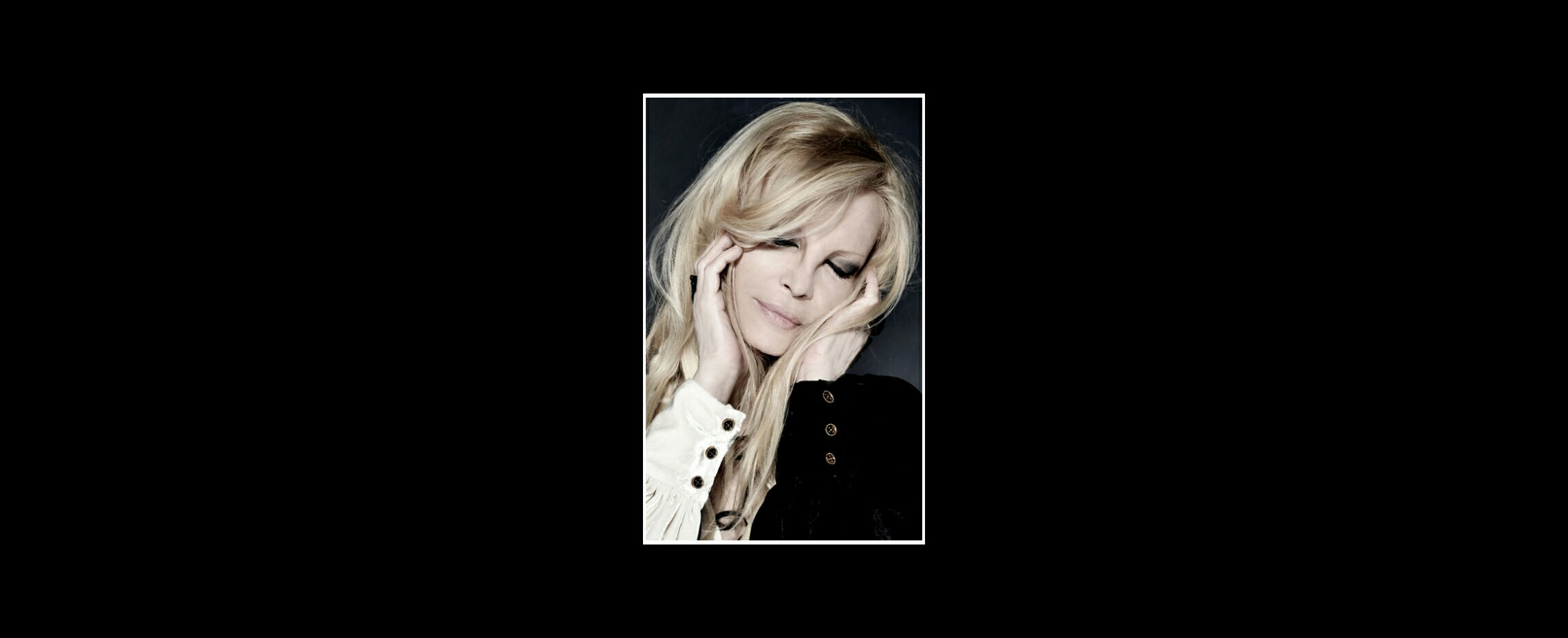 Patty Pravo ▪ PORTRAIT 2017/18