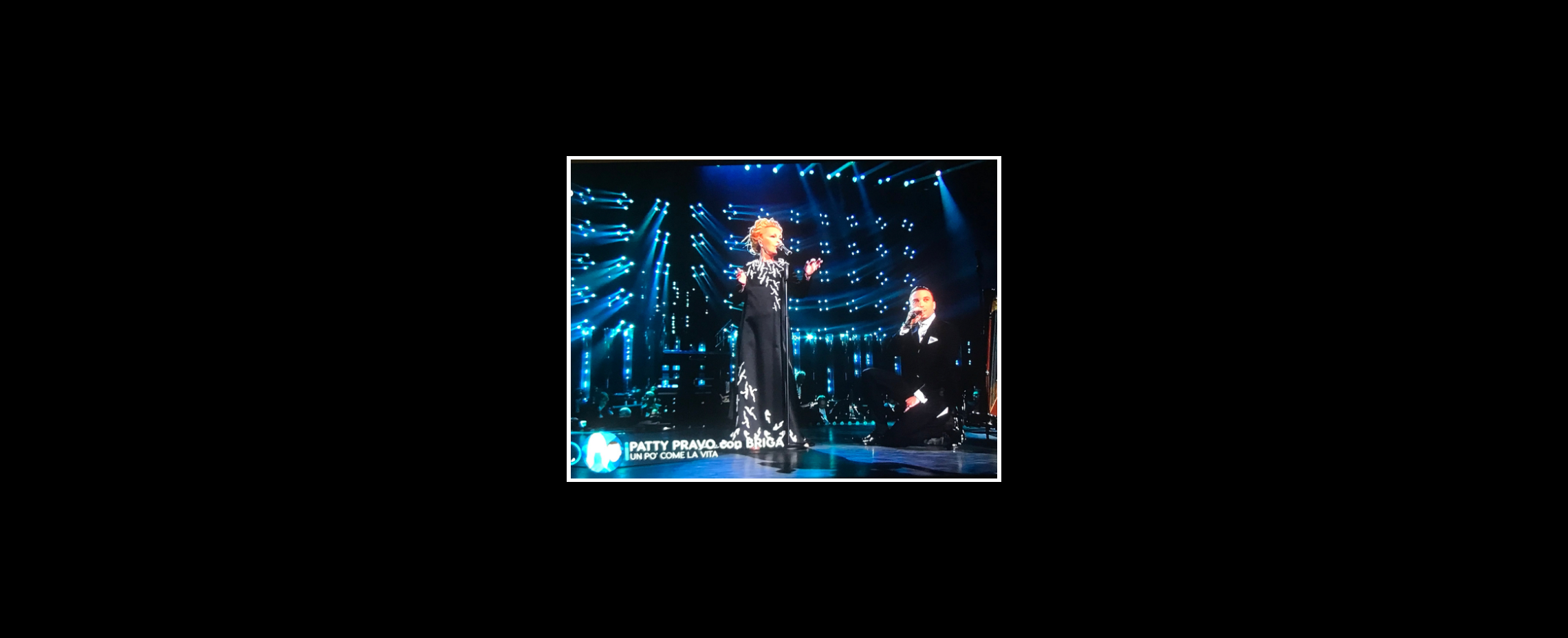 Patty Pravo SANREMO 2018